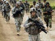 القوات الأميركية تتعرض لإطلاق نار في الموصل