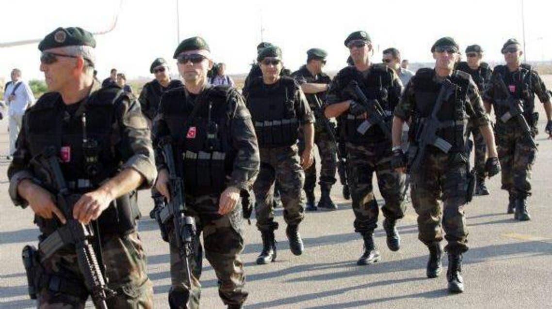 قوات تركية 3