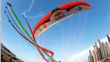 #الإمارات تحتل المركز السادس بعالم الرياضات الجوية