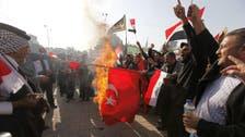 Russia slams 'unlawful' Turkish troops in Iraq