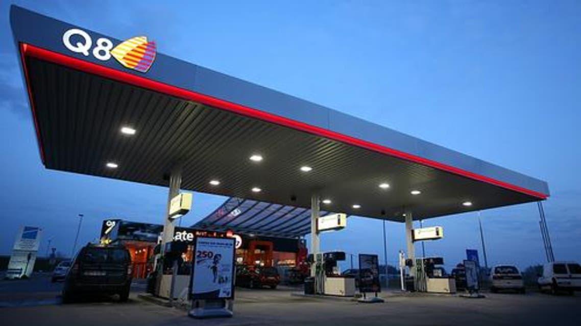 محطة وقود - الكويت