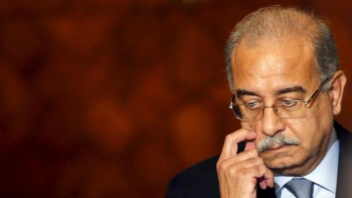Egypt's Prime Minister Sherif Ismail at the Ittihadiya presidential palace in Cairo, Egypt, October 10, 2015 | Reuters