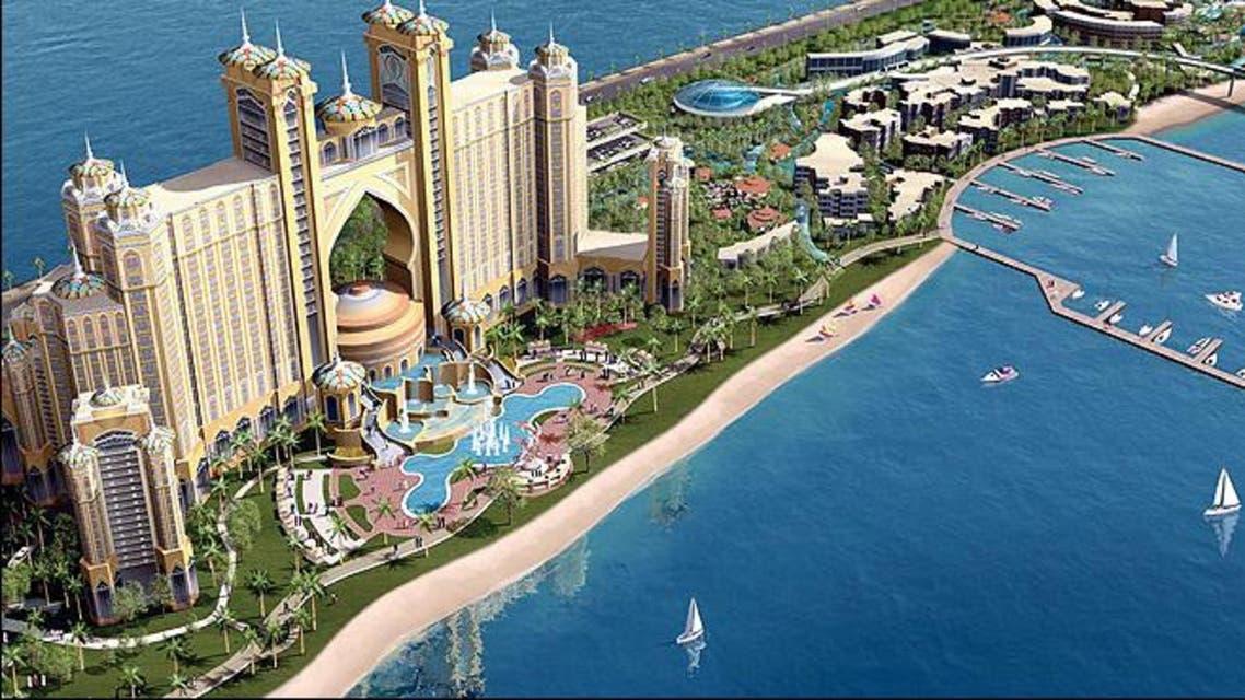 فندق أتلانتس - دبي