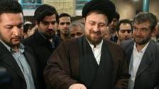 خامنہ ای نے خمینی کے پوتے کو صدارتی دوڑ میں شرکت سے روک دیا