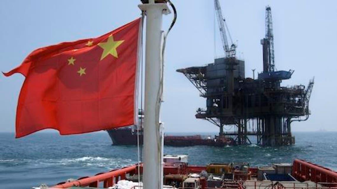 نفط - الصين