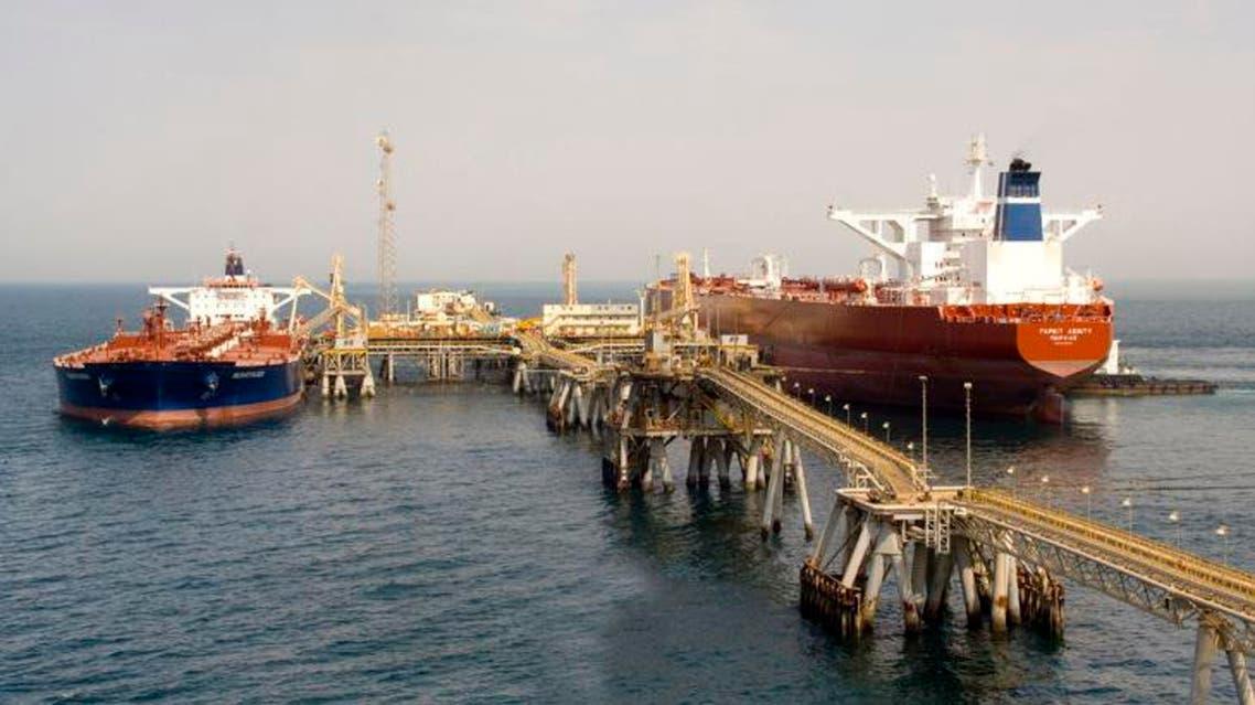 مرفأ البصرة النفطي -العراق