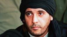 Lebanon issues arrest warrant for Qaddafi's son