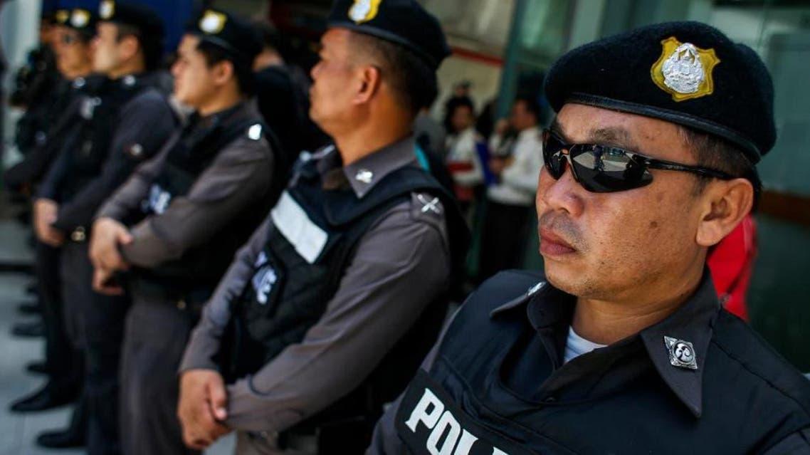 Thai police (File photo: Reuters)