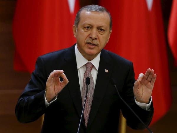 #أردوغان: نتطلع للتعاون مع دول الجوار لمحاربة الإرهاب