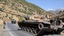 آپریشن 'فرات کی ڈھال' میں ترک فوجیوں کی پہلی ہلاکتیں