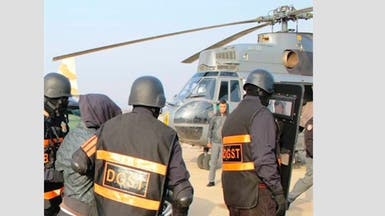 فيديو لعملية اعتقال خلية داعشية في المغرب
