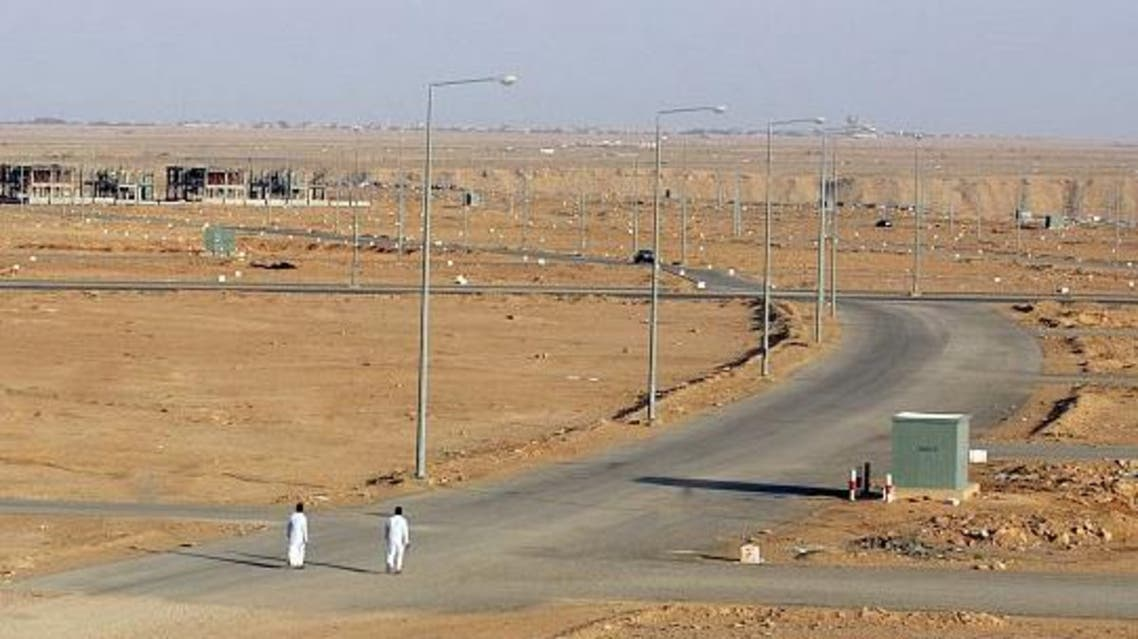 أراضي - السعودية