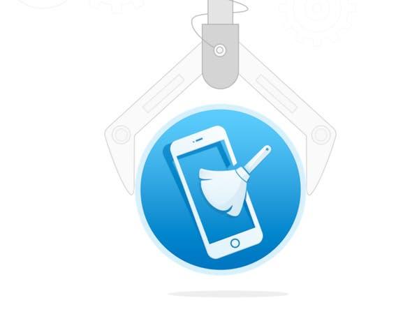 تطبيق PhoneClean لتسريع وتنظيف أجهزة آيفون