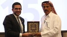 Khalaf Al Habtoor awarded 'columnist of the year' by Al Arabiya English