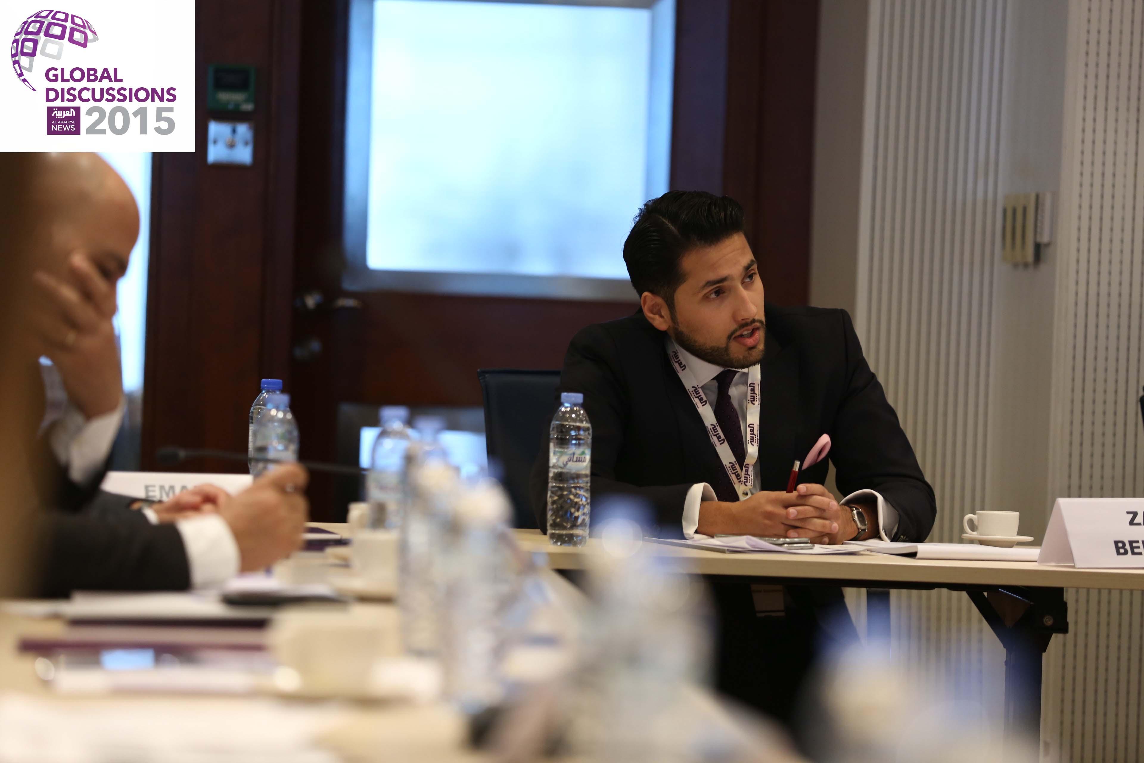 Day 1: Al Arabiya News Global Discussions 2015