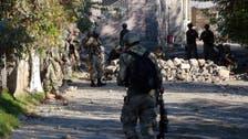 Turkish forces kill 25 PKK militants in operation