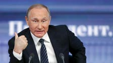 Putin names U.S. among threats in new Russian security strategy