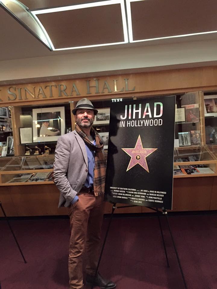جهاد عبدو وملصق الوثائقي