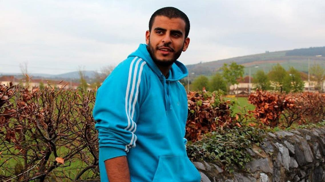 Halawa, who holds dual Egyptian and Irish nationalities, was 17 at the time of his arrest; now he is 19 (Photo courtesy: Facebook/FreeIbrahimHalawa)
