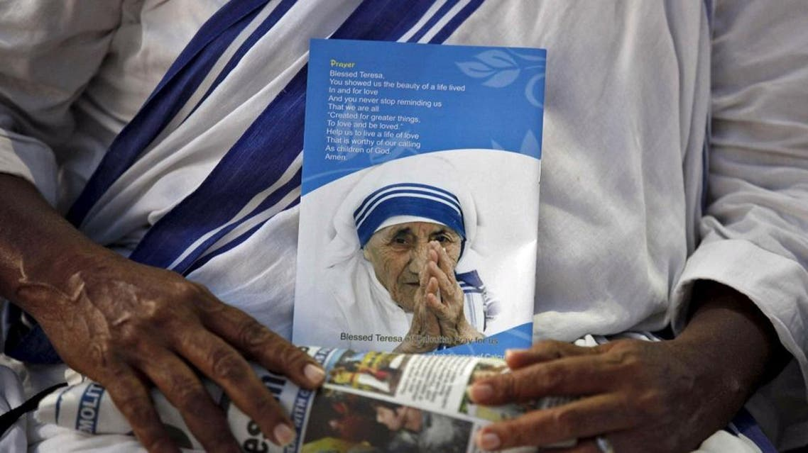 Mother Teresa, who died in 1997 at the age of 87, become an international icon of charity in the 20th century but has also been criticized for trying to convert people to Christianity (File Photo: Reuters)