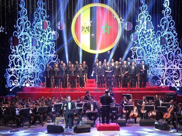"""الأوبرا تحتضن حفل """"مصر والمغرب"""" بحضور وزير الثقافة"""