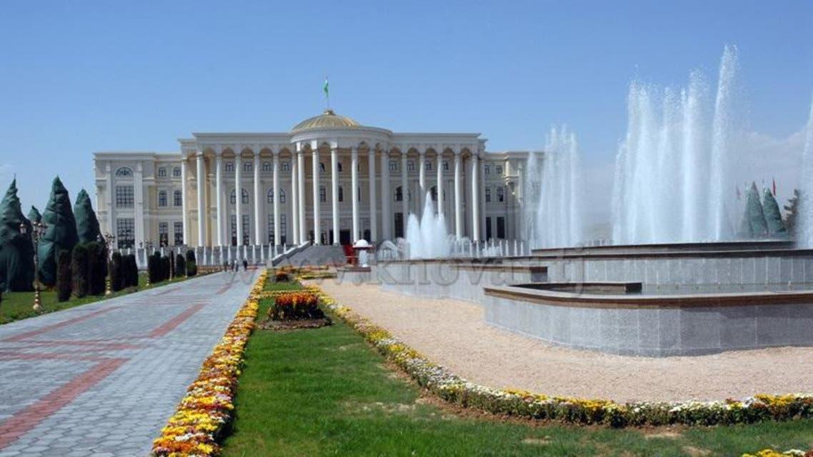قصر ریاست جمهوری تاجیکستان