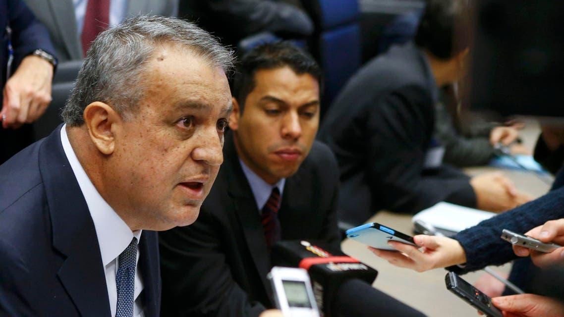 وزير النفط الفنزويلي ديل بينو