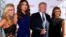 Trump isn't center of Miss Universe as pageant crowns winner