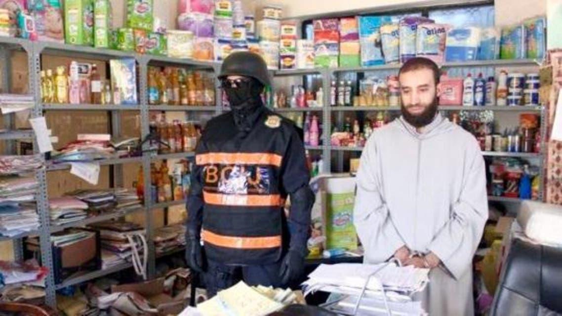 المتهم الداعشي المغربي