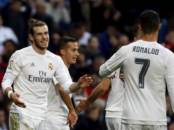 ريال مدريد يسحق فايكانو بعشرة أهداف