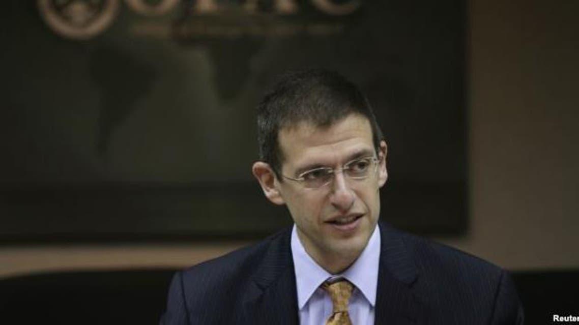 مساعد وزير الخارجية الأميركي في شؤون الإرهاب والمعلومات المالية، أدام زوبن