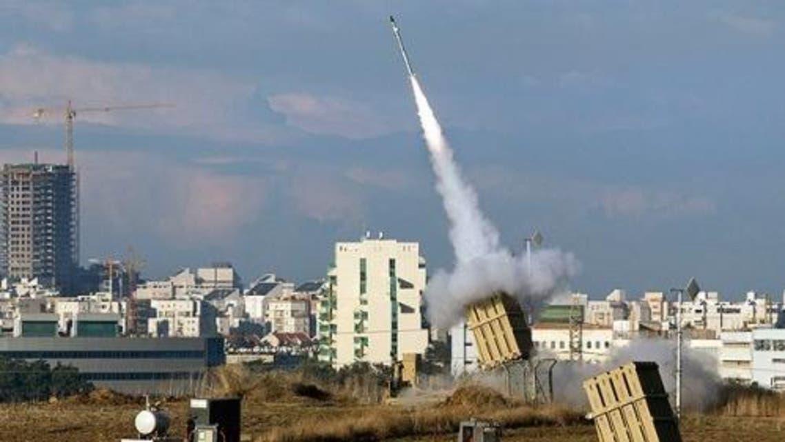 """نظام"""" الصولجان السحري"""" الإسرائيلي يجتاز آخر تجاربه"""