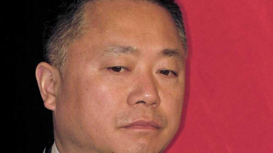 Liu Yuejin previously served as an assistant minister of public security and has worked on the country's anti-narcotics efforts since the 1980s. (File photo: AP)