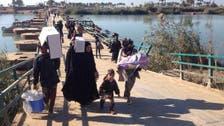عراق: داعش نے الرمادی کے مکینوں کو انخلاء سے روک دیا