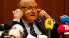 FIFA ethics court bans Blatter for 8 years