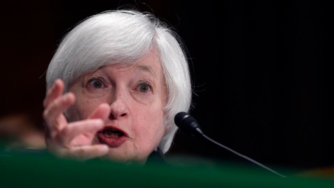 Janet Yellen, an American economist, was at pains to emphasize that not too much should be made of the rate increase. (AP)