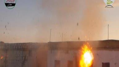 #موسكو: قصفنا معسكر تدريب فيه أتراك بسوريا