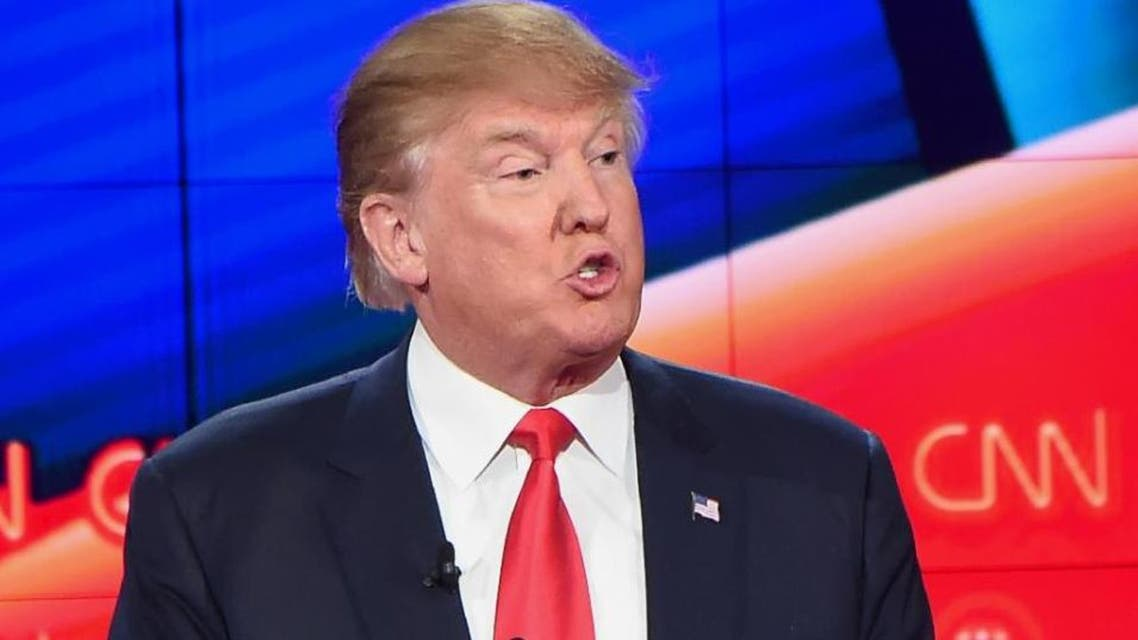 Trump's statements come just days after a separate talkshow host asked how he felt about Putin. (File photo: AFP)