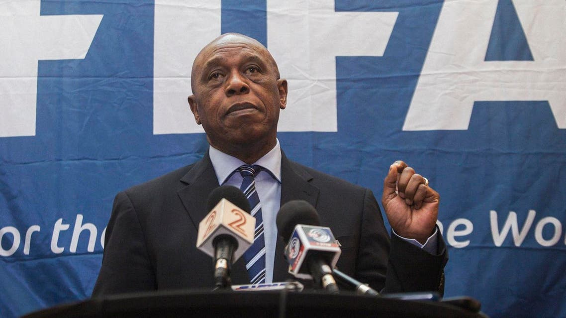 Prosecutors say that South Africa paid Warner $10 million as a bribe to secure the right to host the 2010 World Cup. (File photo: AP)