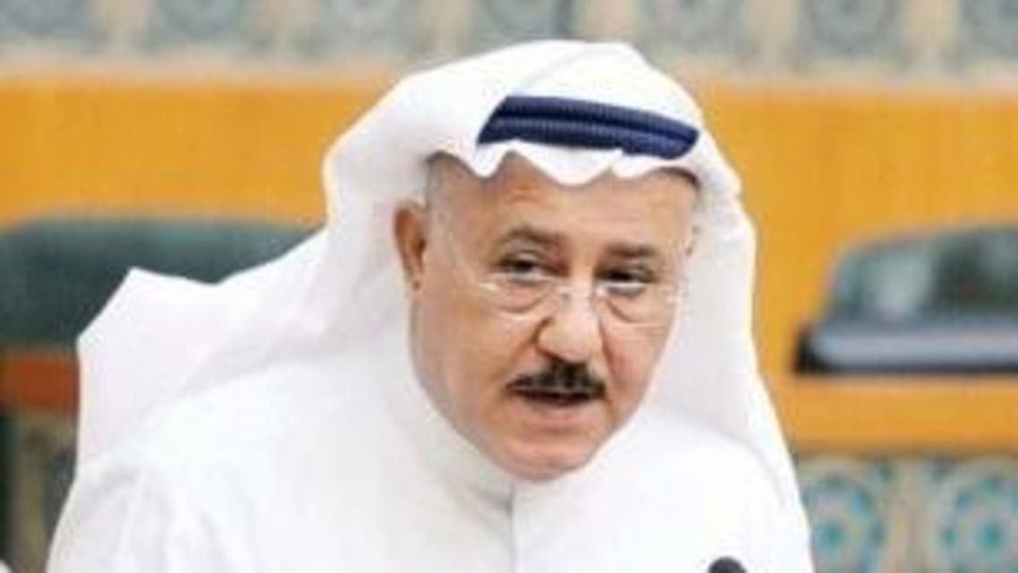 Nabeel al-Fadhel, a politician and former journalist, was tended to immediately by Kuwait's undersecretary of Health Khaled al-Sehlawi and an emergency crew who failed to resuscitate him. (via www.nabeelalfadhel.com)