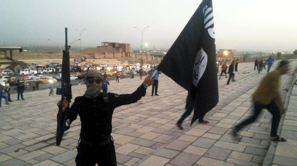 ISIS in mosul reuters file photo