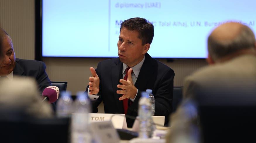 Ex-UK diplomat: 'Smartphone diplomacy' boosts regional politics