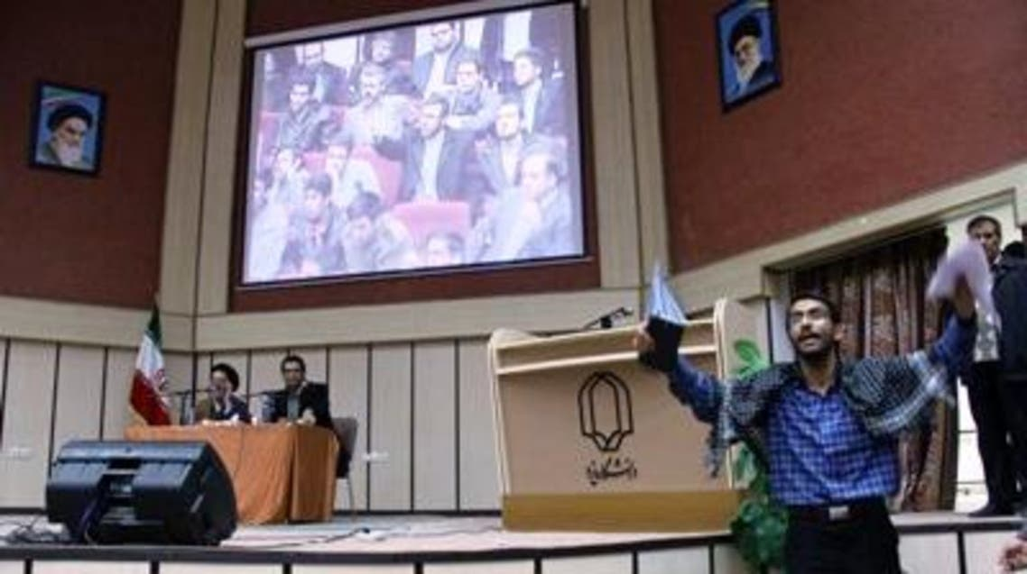 موسوی لاری در یزد