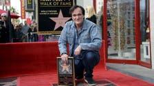 Tarantino gets star on Hollywood Walk of Fame
