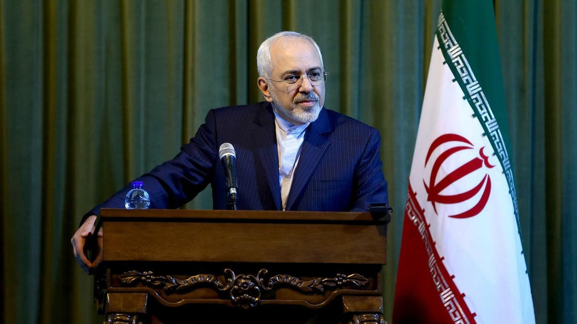 """Iranian Foreign Minister Mohammad Javad Zarif on Friday said it was """"absurd"""" that Tehran should be included on the list. (File photo: AP)"""