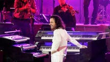 Yanni to broadcast Egypt concert from pyramids