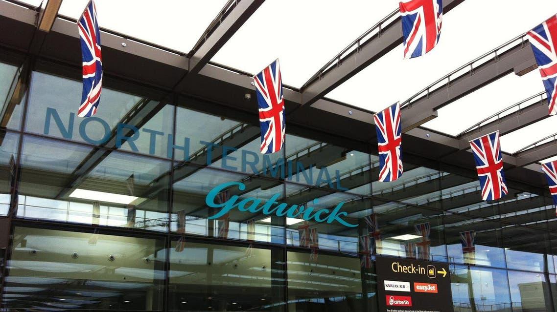 مطار جاتويك في لندن