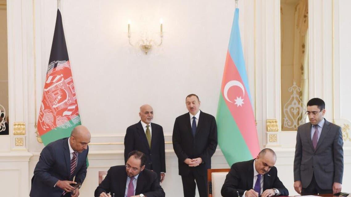غنی در باکو