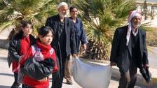 Syria activists accuse regime of chemical attack