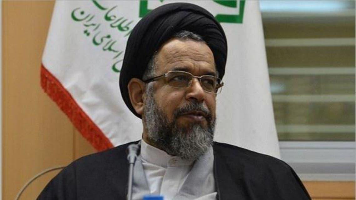 محمود علوى - وزير الاستخبارات الإيراني حاليا